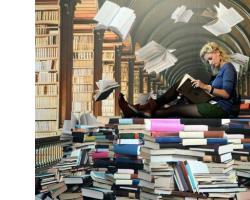 Книги в дар библиотеке